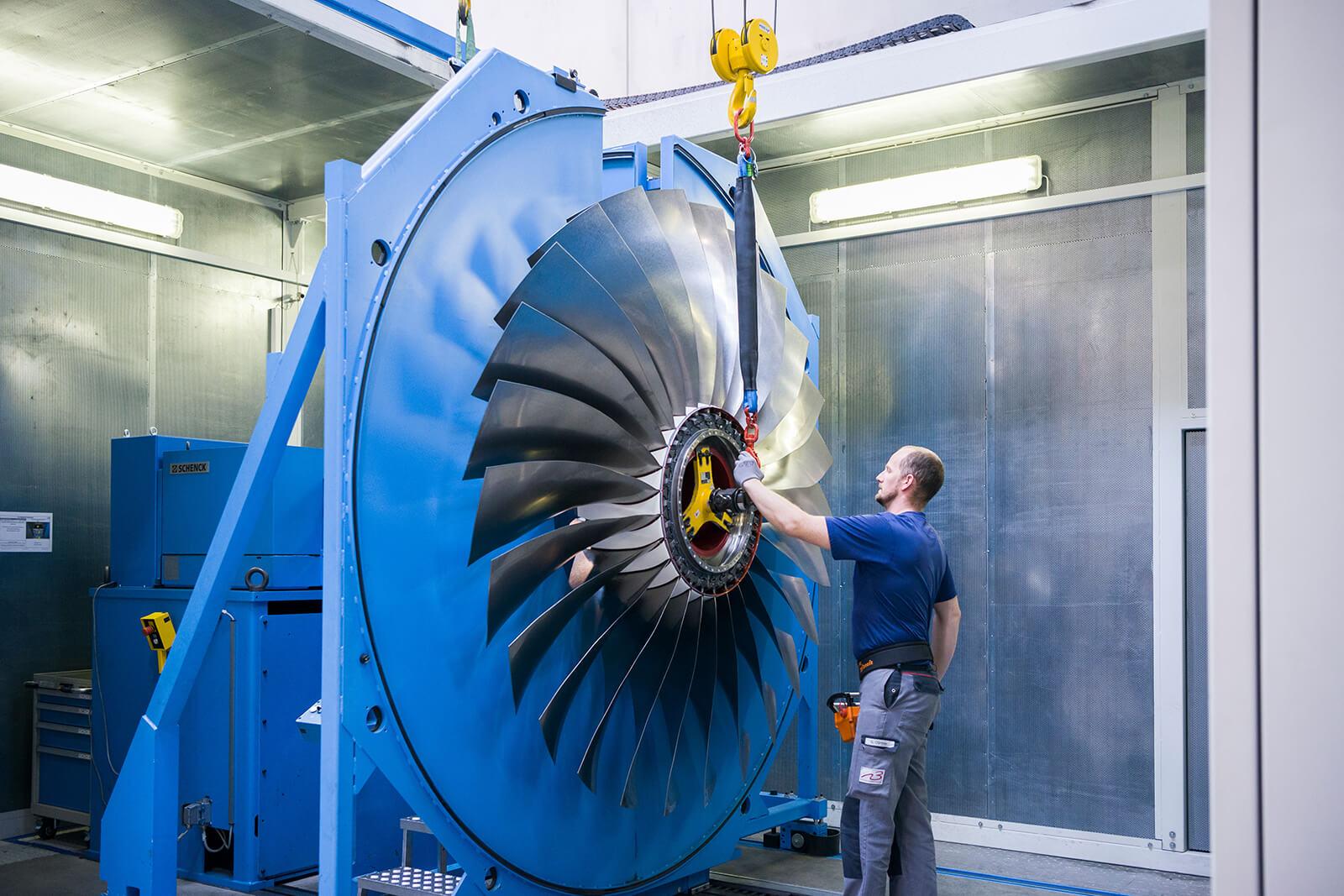 Maintenance process - N3 Engine Overhaul Services