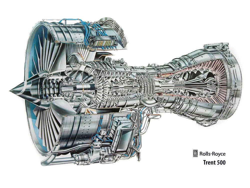 Triebwerke N3 Engine Overhaul Services