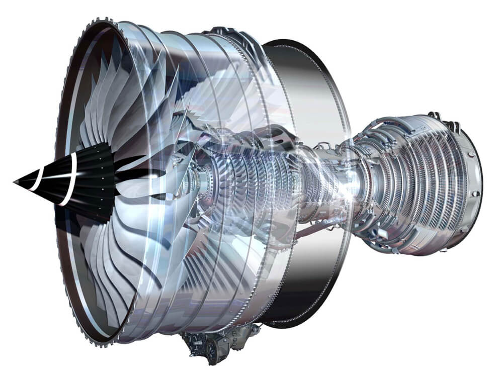 [Translate to Englisch:] Rolls-Royce Trent XWB
